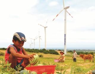 Đan Mạch hỗ trợ phát triển năng lượng tái tạo