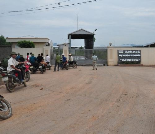 Vi phạm bảo vệ môi trường, Công ty Gia cầm Hòa Phát Phú Thọ bị phạt hơn 400 triệu đồng