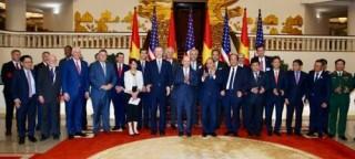Quan hệ thương mại song phương Việt – Mỹ sẽ sâu sắc hơn nữa