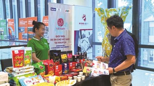 Dự án Chợ Việt ở Malaysia tạo cơ hội giao thương