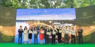 Lễ ký kết dự án Biệt thự đảo Ecopark Grand - The Island giai đoạn 2
