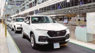 Tập trung phát triển ngành ô tô Việt
