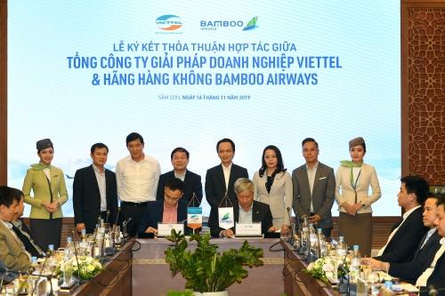 Viettel và FLC tiếp tục hợp tác đẩy mạnh chuyển đổi số