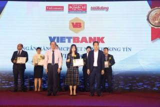 Vietbank được người tiêu dùng bình chọn Ngân hàng có dịch vụ ưu Việt