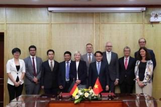 Đức cam kết hỗ trợ Việt Nam 213,4 triệu Euro trong hai năm tới để thúc đẩy tăng trưởng Xanh