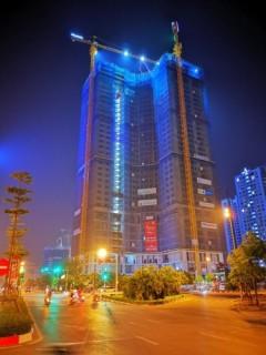 Golden Park Tower tưng bừng quà tặng dịp cất nóc và mở bán đợt cuối
