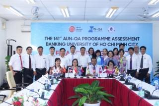 Trường ĐH Ngân hàng TP.HCM đạt chuẩn chất lượng khu vực Asean