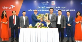 Tập đoàn Tima và Bảo hiểm Bảo Minh hợp tác chiến lược