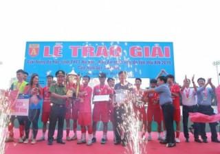 Giải bóng đá học sinh Hà Nội: Khát khao giành Cup Number 1 Active