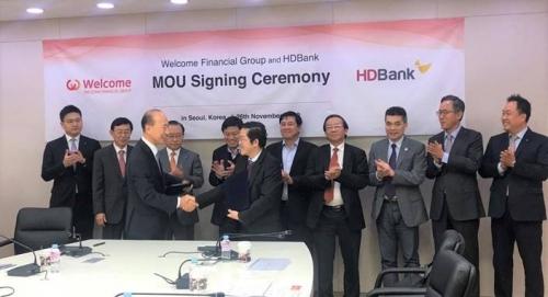 HDBank và WFG ký kết hợp tác