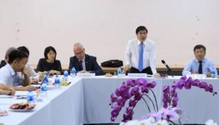 UBND TP.HCM đặt hàng đại học Việt Đức nghiên cứu, đào tạo