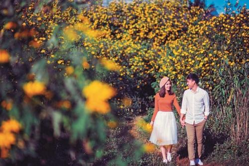 Kon Tum và mùa hoa xứ sở