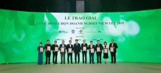 Tập đoàn PAN giành giải thưởng kép tại cuộc bình chọn doanh nghiệp niêm yết 2019