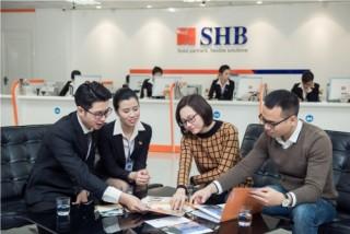 SHB nằm trong Top 30 DN vốn hoá lớn có báo cáo thường niên tốt nhất