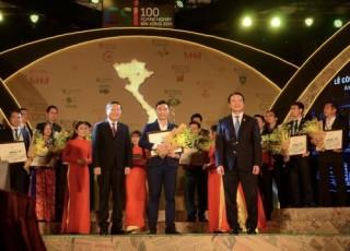 Tập đoàn Hoa Sen vào Top 100 doanh nghiệp phát triển bền vững năm 2019