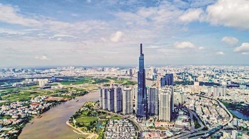 TP.Hồ Chí Minh: Hướng tới thành phố phía Đông