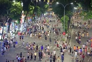 Thúc đẩy giao lưu nhân dân, nâng tầm giá trị phố đi bộ