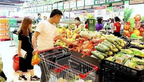 Tháng 11: Tổng mức bán lẻ và doanh thu dịch vụ tiêu dùng tăng cao nhất 6 năm