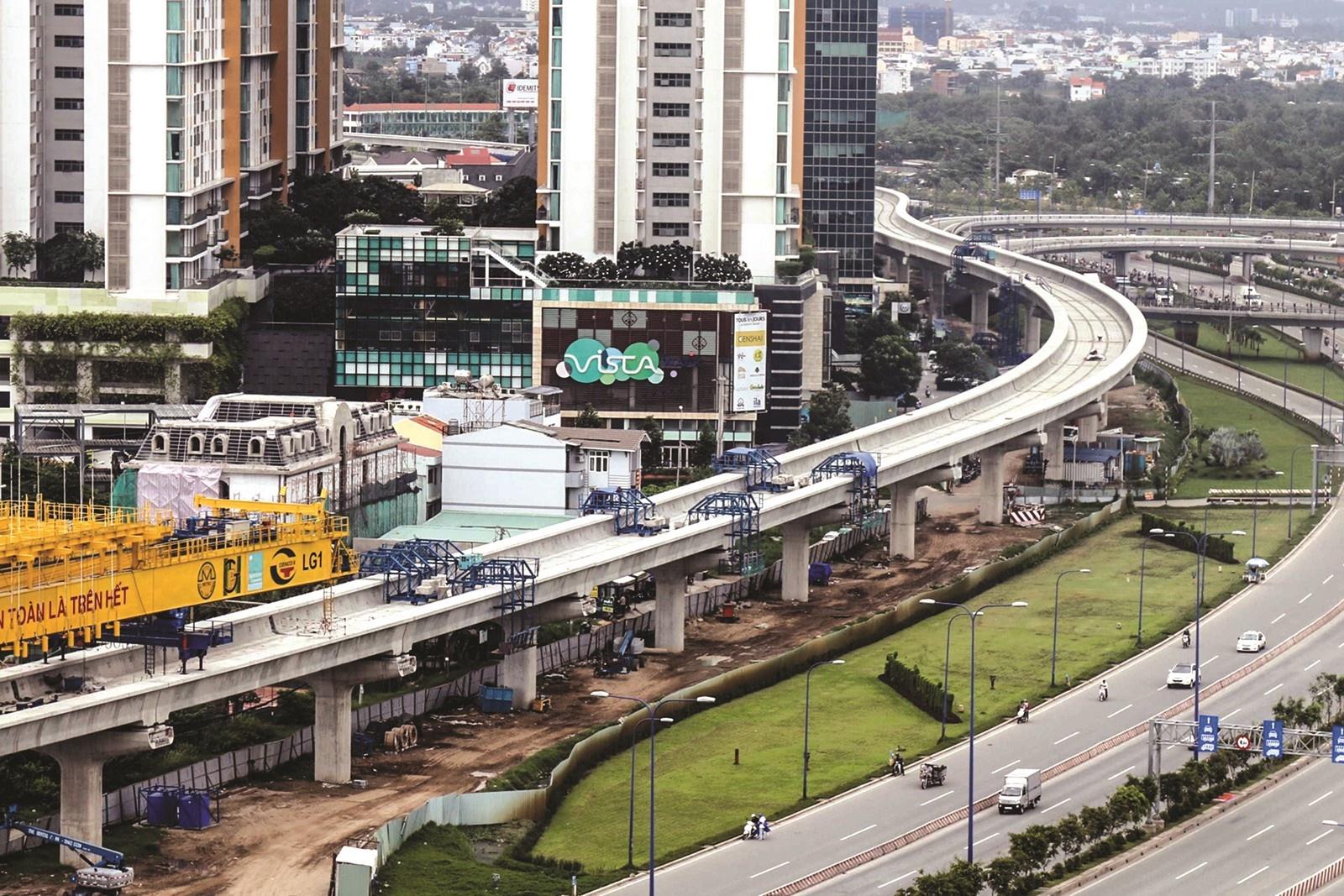 metro don bay cho su phat trien bat dong san phia dong