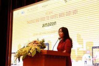 """T&T Group hợp tác với Amazon: """"Cú hích"""" thúc đẩy thương mại điện tử Việt Nam"""
