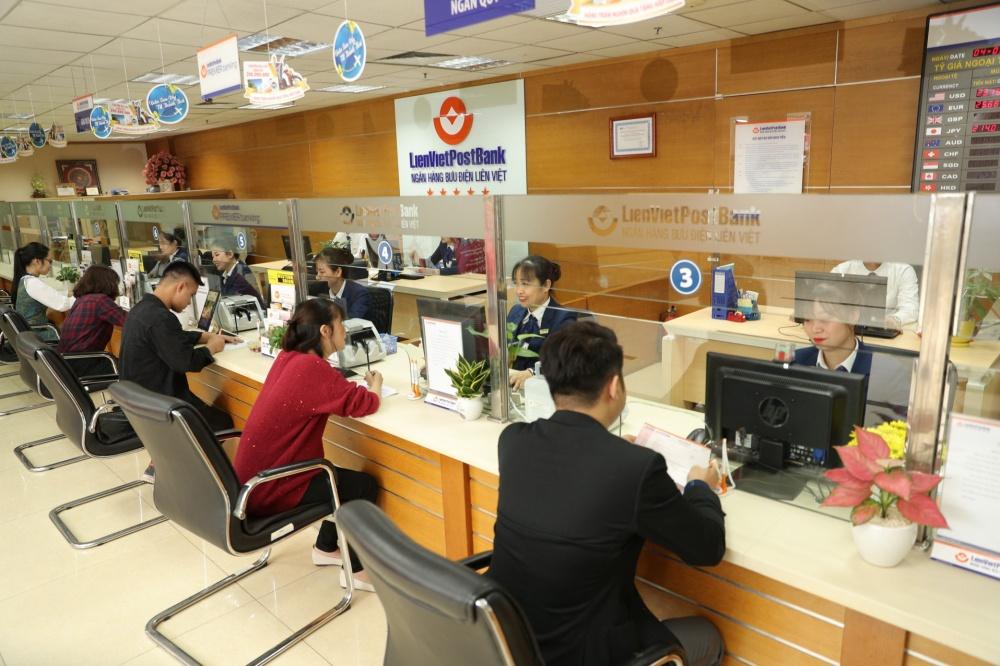 lienvietpostbank thong bao ve viec phat hanh co phieu de chi tra co tuc nam 2019