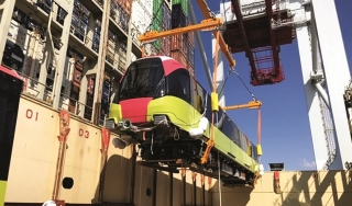 Tuyến metro Nhổn - Ga Hà Nội: Sẽ khai thác vào cuối năm 2021