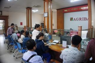 Agribank góp phần thay đổi diện mạo huyện thuần nông