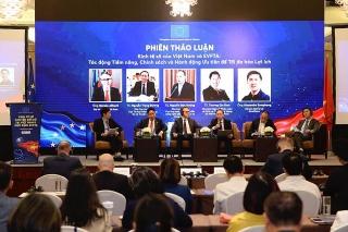 Hội nghị bàn tròn về kinh tế số và Hiệp định EVFTA