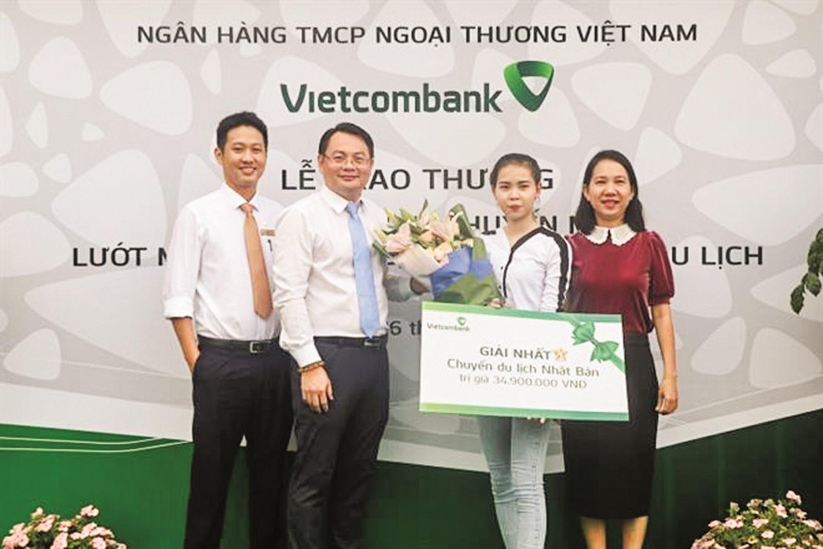 vietcombank can tho dong hanh cung doanh nghiep bang nguon von gia re