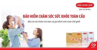 """Dai-ichi Life Việt Nam ra mắt sản phẩm """"Bảo hiểm chăm sóc sức khỏe toàn cầu"""""""