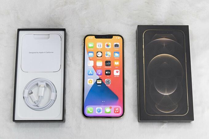 iphone 12 pro max xach tay giam gia chuc trieu dong