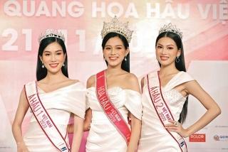 Nghĩ sau cuộc thi Hoa hậu