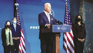 """Ông Joe Biden cam kết """"nước Mỹ sẽ trở lại"""""""