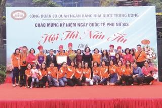 Công đoàn - một động lực  trong thúc đẩy bình đẳng giới