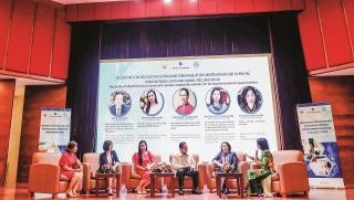 Đòn bẩy giúp phụ nữ tự tin và mở rộng cơ hội kinh doanh