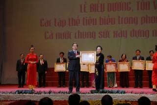 Thi đua tạo nên diện mạo mới của nông thôn Việt Nam