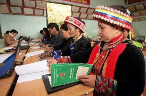 Tín dụng chính sách đối với hộ dân tộc thiểu số: Một số khó khăn và thách thức