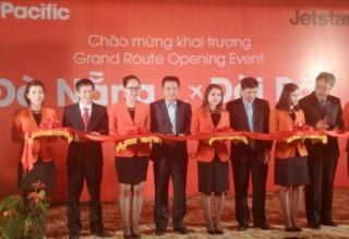 Jetstar khai trương đường bay mới Đà Nẵng - Đài Loan