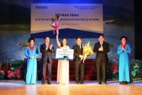 Thaco hỗ trợ di sản Dân ca Xứ Nghệ