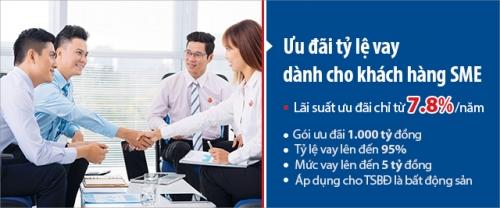 Viet Capital Bank dành 1000 tỷ đồng cho vay ưu đãi DNNVV