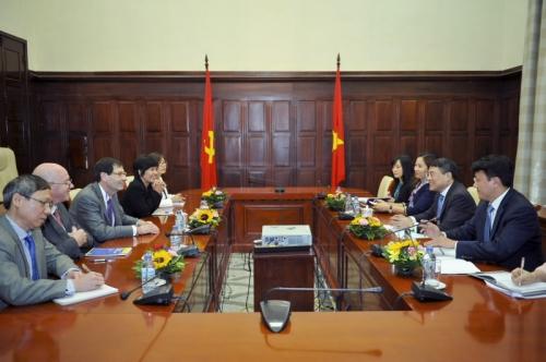 IMF sẽ tích cực hợp tác với NHNN trong thời gian tới