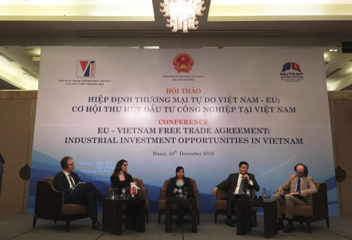 EVFTA - cú hích thúc đẩy giao thương Việt Nam và EU