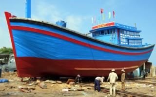 Bỏ quy định hoàn thuế giá trị gia tăng tàu khai thác hải sản đóng mới 400 CV trở lên