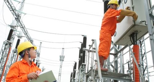 Việc tăng giá điện làm tăng 0,07% chi phí sản xuất của doanh nghiệp