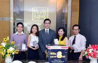 Ngân hàng Hong Leong khuyến mãi nhân kỷ niệm 8 năm hoạt động ở Việt Nam