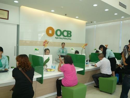 OCB tăng vốn điều lệ thêm hơn 800 tỷ đồng