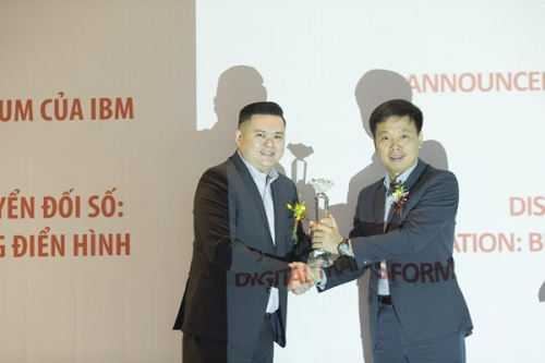 FPT IS đạt cấp đối tác cao nhất của IBM
