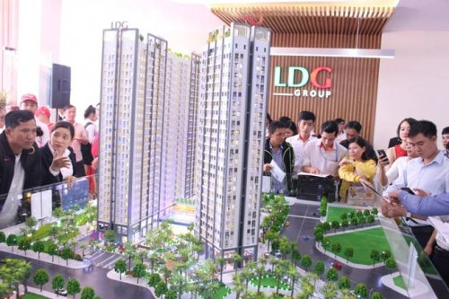 Nhiều dự án căn hộ chọn khu Nam TP.Hồ Chí Minh nhờ hạ tầng tốt