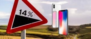 Apple đang phải cắt giảm sản lượng iPhone X vì người dùng chờ đợi 'mức giá hợp lý hơn'?
