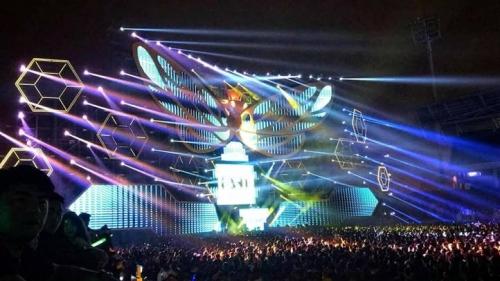 MB tổ chức lễ hội âm nhạc eMBee Music Connection